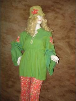 Hippie vert barbie