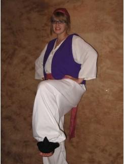 Aladin blanc