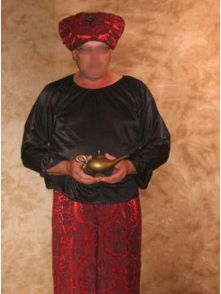 Aladin rouge