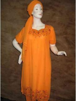 Hindou orange