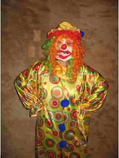 Clown méchant