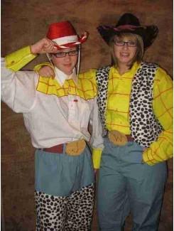 Jessy et Woody (Histoire de jouets)