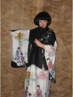 Japonnaise noire