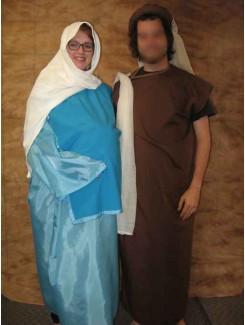 Marie et Joseph (nativité)