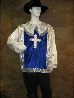 D'Artagnan bleu