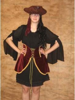 Pirate velour