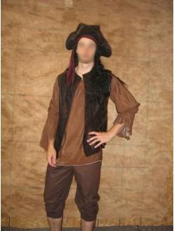 Pirate cuir