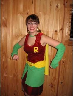 Robin femme