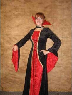 Dracula femme
