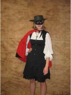 Zorro femme