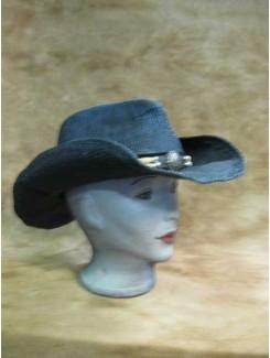 Chapeau Cowboy marine