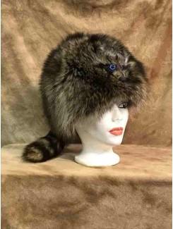 Chapeau Coureur des bois (raton)