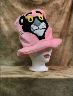 Chapeau Panthère rose