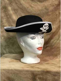 Chapeau Tricorne pirate