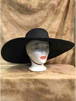 Chapeau Grand noir