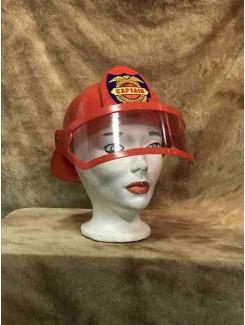 Casque  Pompier avec visière