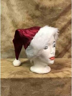 Tuque Noël fuchsia