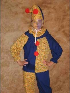 Clown jaune