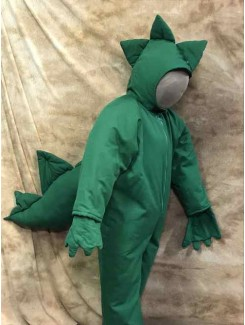Dinosaure vert