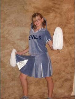 Pom-pom girl devils