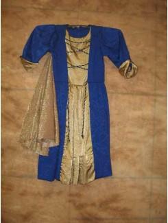 Robe doré