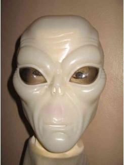 Masque Extra-terrestre