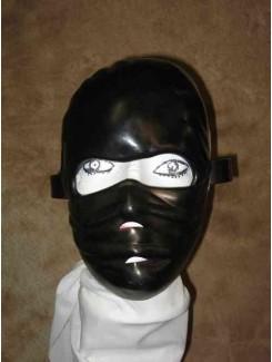 Masque Momie bronze