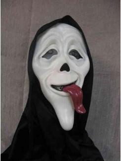 Masque Frisson langue