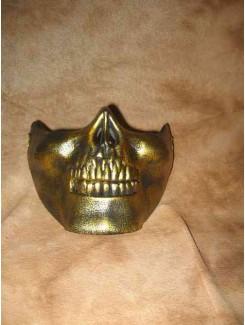 Masque Squelette or