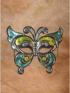 Vénitien papillon brillant