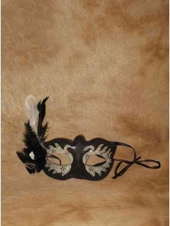 Vénitien noir cygne