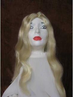 Perruque Blonde vague