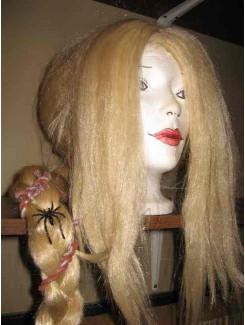 Perruque Blonde tresse