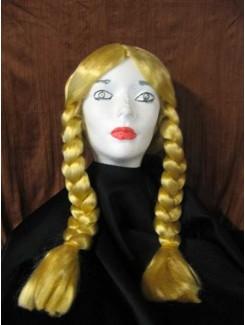 Perruque Tresse blonde