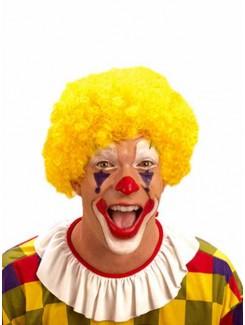 Perruque Clown jaune