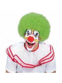 Perruque Clown vert