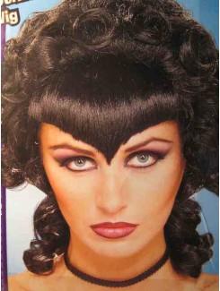 Perruque Reine Gothique
